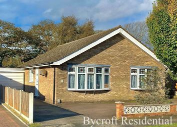 Thumbnail 3 bed detached bungalow for sale in Caystreward, Great Yarmouth