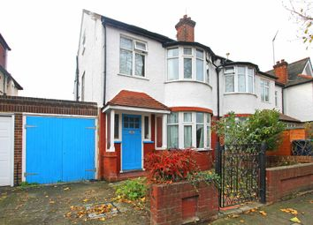 Thumbnail 3 bed property for sale in Clitherow Avenue, London