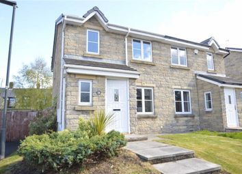 Thumbnail 3 bed semi-detached house to rent in Copperfield Close, Clitheroe