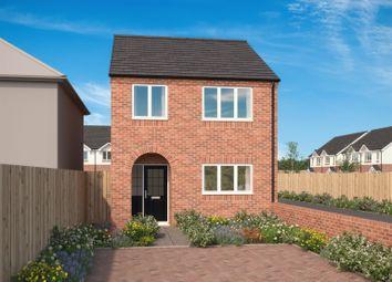 Bradley Street, Pensnett, Brierley Hill DY5. 3 bed detached house for sale