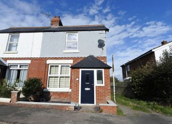 Thumbnail 2 bed semi-detached house for sale in Front Street, Cotehill, Carlisle