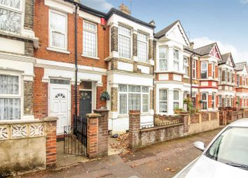 Thumbnail 4 bed terraced house for sale in Waverley Road, London
