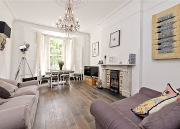Thumbnail 2 bed flat for sale in Leamington Road Villas, London