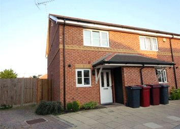 Thumbnail 2 bed end terrace house for sale in Battle Place, Reading, Berkshire