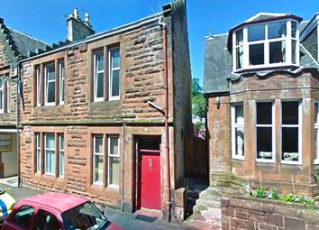 Thumbnail 1 bed flat for sale in High Street, Newmilns, East Ayrshire
