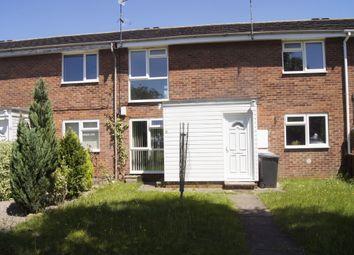 Thumbnail 2 bedroom maisonette to rent in Hawthorne Crescent, Farndon
