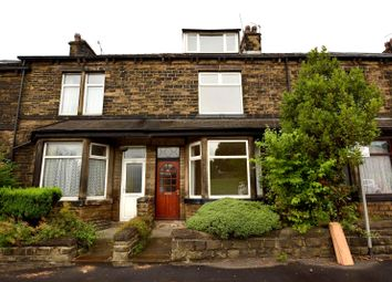 Thumbnail 3 bed terraced house for sale in Bradford Road, Stanningley, Pudsey, West Yorkshire
