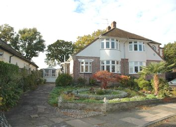 Thumbnail 3 bed semi-detached house for sale in Vera Avenue, Grange Park