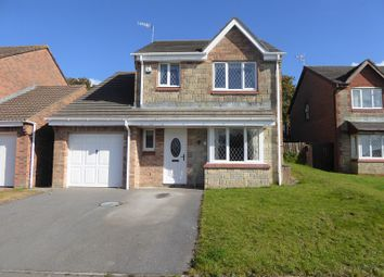 Thumbnail 4 bed detached house for sale in Two Stones Crescent, Kenfig Hill, Bridgend.
