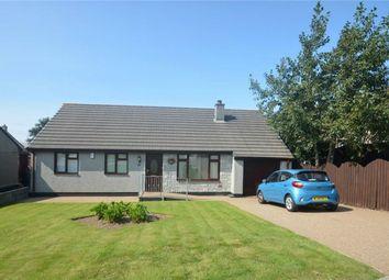 Hen Wythva, Camborne, Cornwall TR14. 3 bed detached bungalow