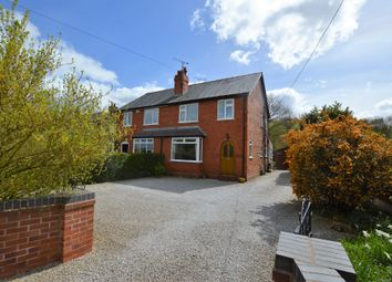 Thumbnail 3 bed semi-detached house for sale in Old Lane, Pulford, Chester
