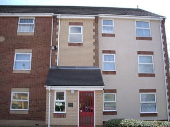 Thumbnail 1 bed flat to rent in Milton Court, Cross Road, Chadwell Heath, Romford