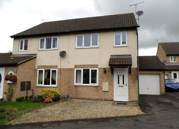 Thumbnail 3 bedroom semi-detached house to rent in Bramwell Close, Swindon