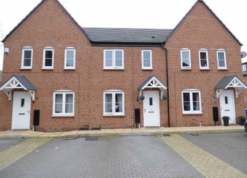 Thumbnail 3 bed terraced house for sale in Pearl Brook Avenue, St Georges Park, Stafford