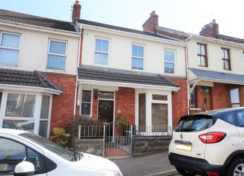 Thumbnail 4 bed terraced house for sale in Oakland Road, Swansea