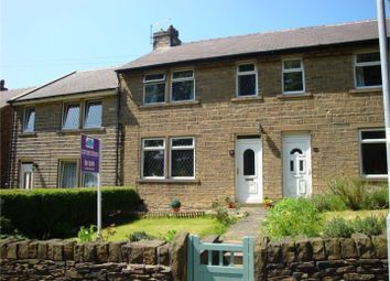 Thumbnail 3 bed terraced house to rent in Turnshaw Road, Kirkburton, Huddersfield, West Yorkshire