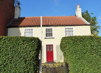 Thumbnail 3 bed cottage for sale in Queen Street, Spilsby