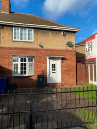 Thumbnail 3 bedroom semi-detached house to rent in Winton Road, Intake, Doncaster