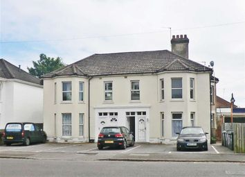 Thumbnail 2 bed flat for sale in Malmesbury Park Road, Bournemouth, Dorset