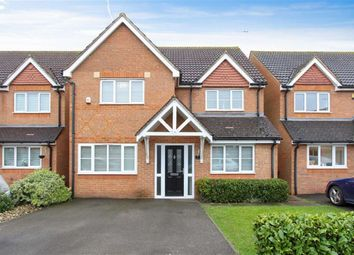 Thumbnail 4 bed detached house for sale in Moorhouse Way, Leighton Buzzard