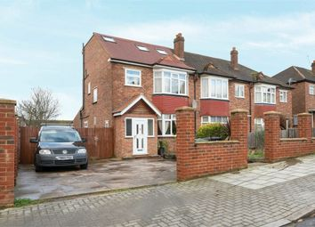 Thumbnail 4 bed semi-detached house for sale in Eylewood Road, London