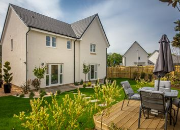"Thumbnail 3 bed semi-detached house for sale in ""Coull"" at Kildean Road, Stirling"