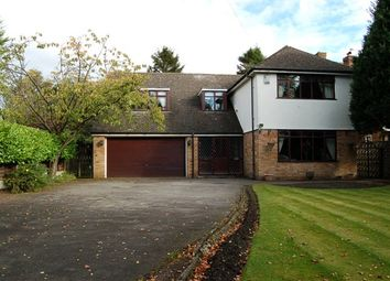 Thumbnail 4 bed property for sale in Moss Delph Lane, Ormskirk