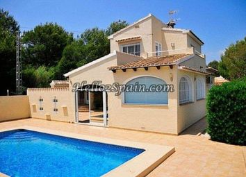 Thumbnail 3 bed villa for sale in Moraira, Alicante, Spain