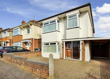 Thumbnail 4 bed detached house for sale in Cobham Road, Bournemouth