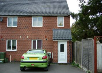 Thumbnail 2 bed property to rent in Westover Road, Braunstone, Leicester