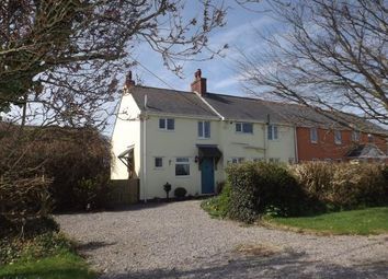 Thumbnail 4 bed semi-detached house for sale in Newbarn Holdings, Flemingston, Barry, Vale Of Glamorgan