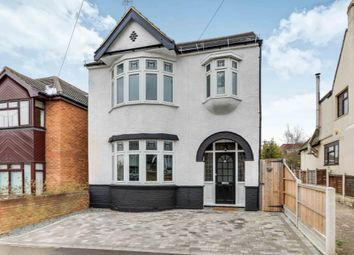 Thumbnail 4 bed detached house for sale in Marguerite Drive, Leigh-On-Sea, Essex