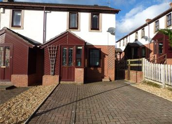 Thumbnail 2 bed end terrace house to rent in Beckside Gardens, Brampton, Cumbria