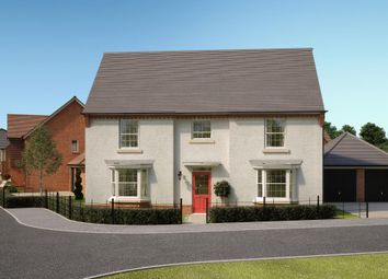 "Thumbnail 5 bed detached house for sale in ""Somerford"" at Wedgwood Drive, Barlaston, Stoke-On-Trent"