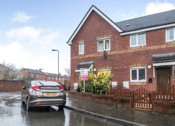 Thumbnail 2 bed semi-detached house for sale in Brynmawr Close, St. Mellons, Cardiff