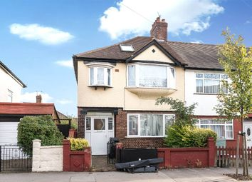 Thumbnail 4 bed terraced house to rent in Waverley Road, South Norwood, London