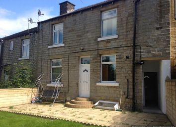 Thumbnail 2 bed terraced house to rent in Moorbottom Road Thornton Lodge, Huddersfield