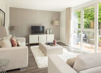 Thumbnail 1 bedroom flat for sale in Plot 205, West Park Gate, Acton Gardens, Bollo Lane, Acton, London