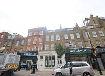 Thumbnail 1 bed flat to rent in Chapel Market, Angel
