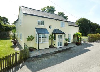 Thumbnail 5 bedroom detached house for sale in High Cross, Lutterworth