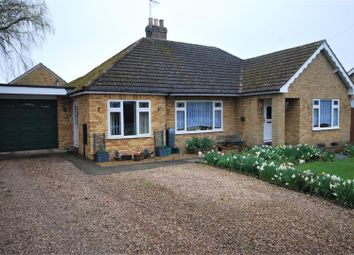 Thumbnail 4 bed detached bungalow for sale in Broadgate, Weston Hills, Spalding
