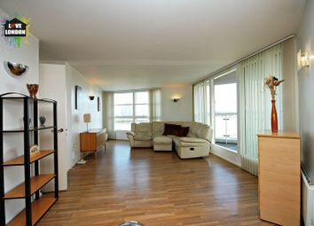 Thumbnail 2 bed flat for sale in Aurora Building, Canary Wharf, London