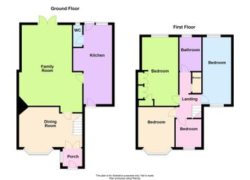 Thumbnail 4 bed semi-detached house for sale in Addiscombe Road, Whitchurch, Bristol