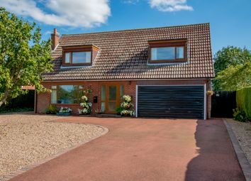 Thumbnail 4 bed detached bungalow for sale in Town Street, Treswell, Retford