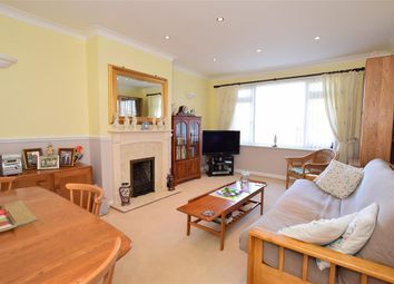 Thumbnail 2 bed semi-detached bungalow for sale in Glynde Avenue, Saltdean, East Sussex