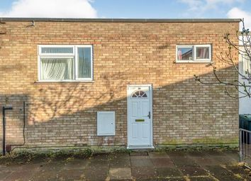 2 bed maisonette for sale in Brussels Way, Luton, Bedfordshire LU3