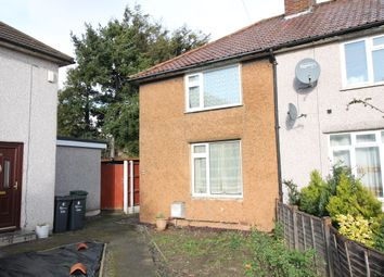 Thumbnail 1 bed end terrace house for sale in Hobart Road, Dagenham, Essex