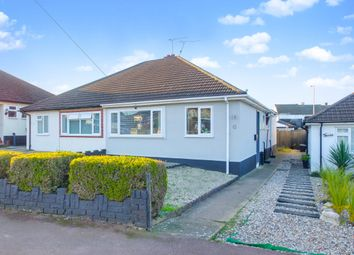 Thumbnail 2 bed semi-detached bungalow for sale in Briarwood Close, Leigh-On-Sea