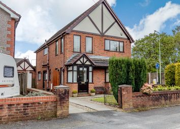 Thumbnail 4 bed detached house for sale in Anderton Road, Euxton, Lancashire