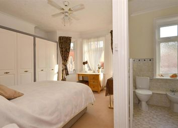 Thumbnail 4 bedroom terraced house for sale in Quested Road, Folkestone, Kent